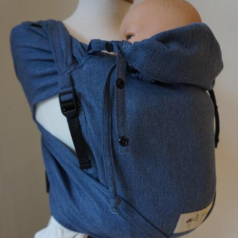 WrapBabyCarrier jeans Image2