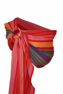Storchenwiege-RingSling-Anna