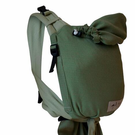 Storchenwiege BabyCarrier grün