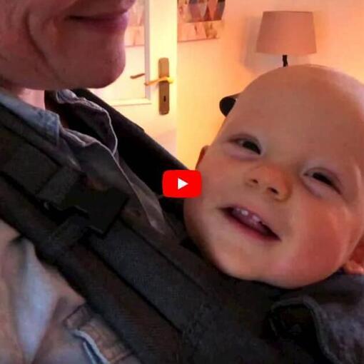 Video-Bild vom Bewertungsvideo BabyCarrier mit Mama Yvonne